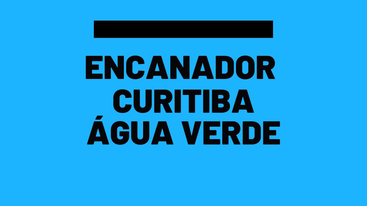 Encanador Água Verde Curitiba
